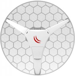 Access Point MikroTik MikroTik LHG 5 ac Head 24.5 dBi Grid antenna with 5GHz 802.11 ac wireless - MT RBLHGG-5acD