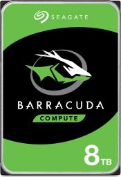 """Dysk Seagate Barracuda 8TB 3.5"""" SATA III (ST8000DM004)"""