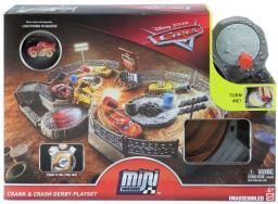 Mattel Cars Mikroauta Zakręcona ósemka