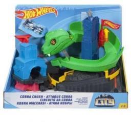 Mattel Hot Wheels Starcie z Kobrą (FNB20)