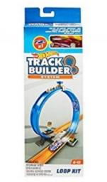 Mattel Hot Wheels Track Builder Zestaw Pętla
