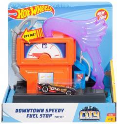 Mattel Hot Wheels Odjazdowa Stacja Paliw