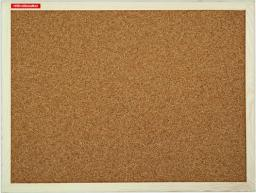 Memoboards Tablica korkowa 60 x 40 cm (TP64)
