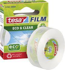 Tesa taśma biurowa tesafilm  ECO&CLEAR  (57043-00000-00 TS)