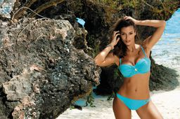 3b6a3d93221ba6 Marko (U) Kostium kąpielowy Brittany Island Blue M-393 r. XXL w ...
