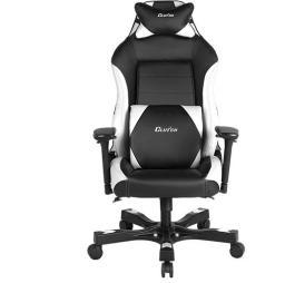Fotel ClutchChairZ Shift Alpha Czarno-biały (STA77BW)