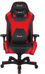 Fotel ClutchChairZ Seria Throttle – Model Bravo Premium Czerwony (THB99BR)