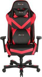 Fotel ClutchChairZ Seria Throttle – model Charlie Premium Czerwony (THC99BR)