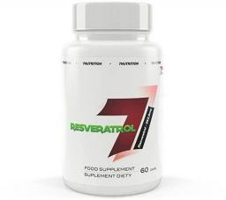 7NUTRITION Resveratrol 262,5mg 60 kapsułek