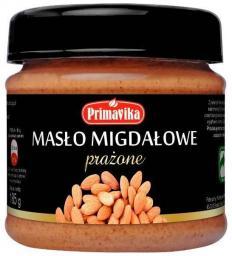 Primavika Masło Migdałowe prażone bio 185g