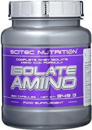 Scitec Nutrition Isolate Amino - 500 kapsułek