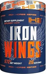 IHS Iron Horse IHS Iron Wings 572g / fruit punch - IHS/074#OWOCO