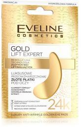 Eveline Płatki pod oczy Gold Lift Expert przeciwzmarszczkowe