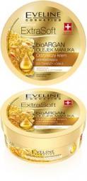 Eveline Extra Soft bio Argan i Olejek Manuka Odżywczy krem odmładzający do twarzy i ciała 175ml