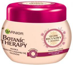Garnier Botanic Therapy Olejek rycynowy i migdał Maska do włosów 300ml