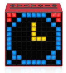 Głośnik Divoom Timebox Czerwony