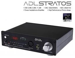 Wzmacniacz Furutech-ADL STRATOS (24bit~32bit/384kHz Max.)