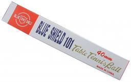 Shield Piłeczka  6 szt.  biały   (76059)