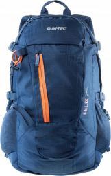 Hi-tec Plecak sportowy Felix 25L Insignia Blue/Orange Peel