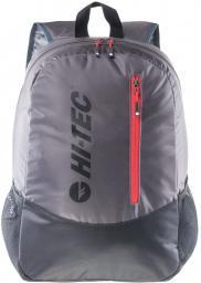 Hi-tec Plecak sportowy Pinback 18L Nine Iron/Black/High Risk Red