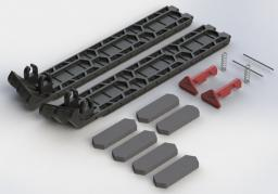 ARRMA Mocowanie baterii (AR320281)