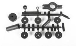 Axial Części amortyzatora oraz tłok 16mm (AX31031)