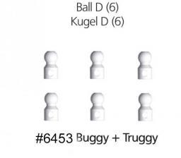 Df Models Kugelkopf D (6) B+T (6453)