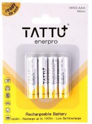 Gens Ace & TATTU Akumulatory NiMH 800mAh 1.2V  (TA-800-1.2V-NiMH-LS3)