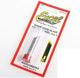 Excel Precyzyjne ostrza kątowe Angled Chisel Blade 5 sztuk (5NA00050)