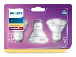 Philips LED 4.7W, 50W, GU10, 36D RF 3BC/8