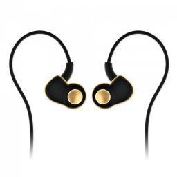 Słuchawki SoundMagic PL30+ zloto-czarne