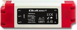 Qoltec Zasilacz LED Driver | 100-240V | IP20 | 60W | 12V | 5A - 50935