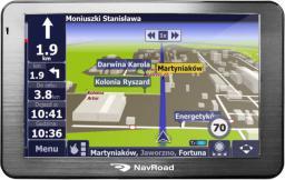 Nawigacja GPS NavRoad DRIVE HD Navigator FREE EU (5901597742739)