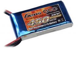 Gens Ace & TATTU Akumulator 450mAh, 11.1V, 25C, 3S1P (25C-450-3S1P)