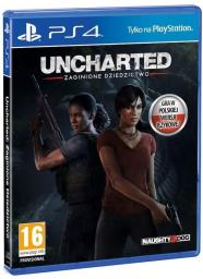 gra Uncharted - The Lost Legacy PS4 (PS719858065)