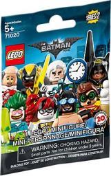 LEGO Minifigurki BATMAN seria 2 (71020)