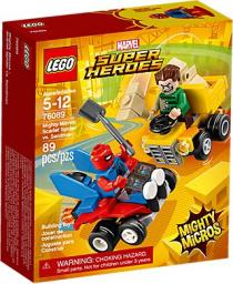 LEGO SUPER HEROES Spder-Man vs Sandman (76089)