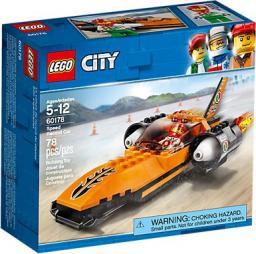 LEGO CITY Great Vehicles Wyścigowy samochód (60178)
