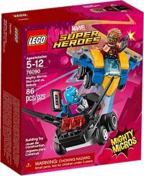 LEGO Marvel Super Heroes Star-Lord vs. Nebula (76090)