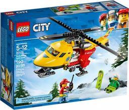 LEGO CITY Police Helikopter medyczny (60179)