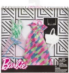 Barbie Barbie. Ubranka + akcesoria 2-pak (FKT27 406680)