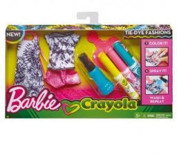 Mattel BARBIE Zrób to sama: Stylowe szablony FPW12