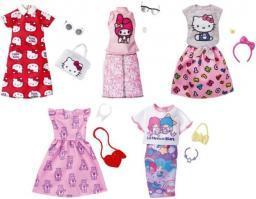 Mattel Barbie. Ubranka z ulubieńcami  (FKR66 406679)