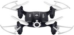 Dron Syma HD 2.4GHz + SD 4GB FPV 720p żyroskop auto-start zawis Czarny (X21W-HD-BLK)