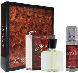 Roberto Capucci Capucci Pour Homme Zestaw dla mężczyzn