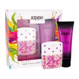 Zippo Fragrances Popzone Zestaw dla kobiet