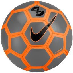 Nike Piłka nożna Menor X Football  szara r. 4 (SC3039 012)