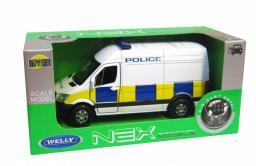 Welly Sprinter Policja (GXP-623998)