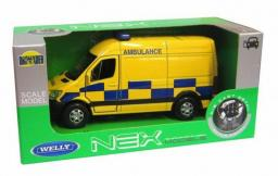 Welly Sprinter Ambulans (GXP-623997)