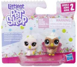 Hasbro Littlest Pet Shop. Lukrowe zwierzaki Birds, dwupak  (GXP-622904)